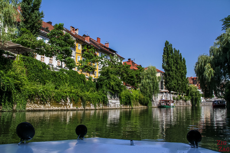 top things to do in Slovenia Ljubljana - river cruise