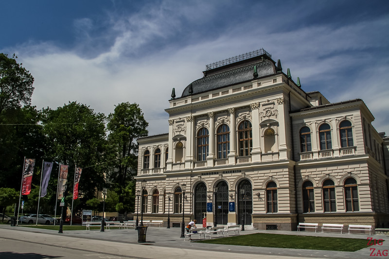 Die besten Museen in Ljubljana - National Gallery