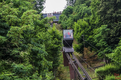 what to do in Ljubljana - funicular to castle
