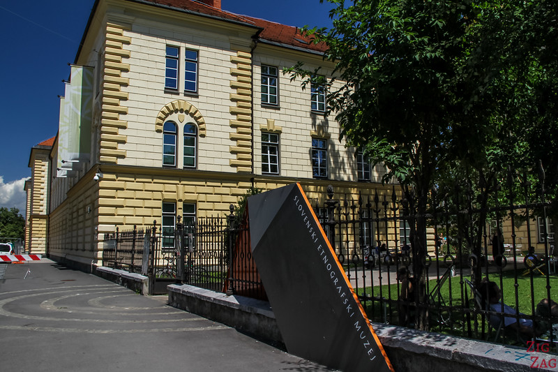 best museums in Ljubljana - Etnography museum