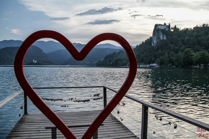 Things to do in Lake Bled Slovenia - Romantic