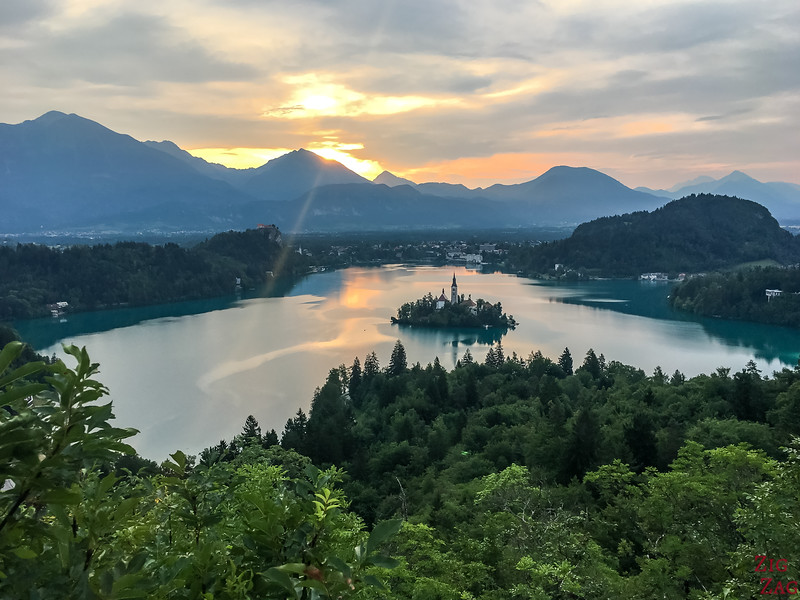 Things to do in Lake Bled Slovenia - Watch sunrise