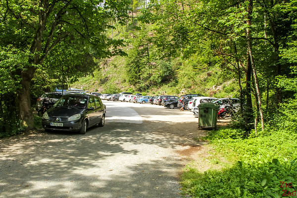 Vintgar Gorge Parking