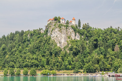 Things to do in Lake Bled Slovenia - Lake Bled castle 1