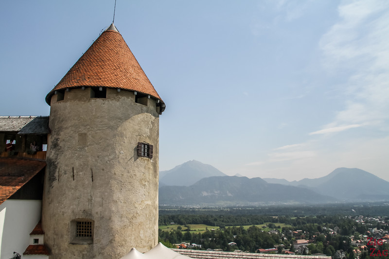 Histoire Chateau Bled Slovenie 2