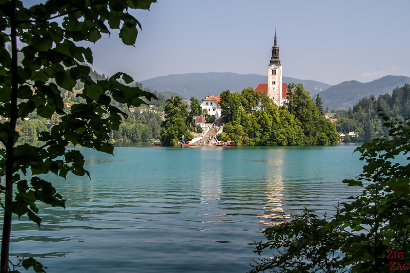 Things to do at Lake Bled Slovenia - Walk around Lake Bled