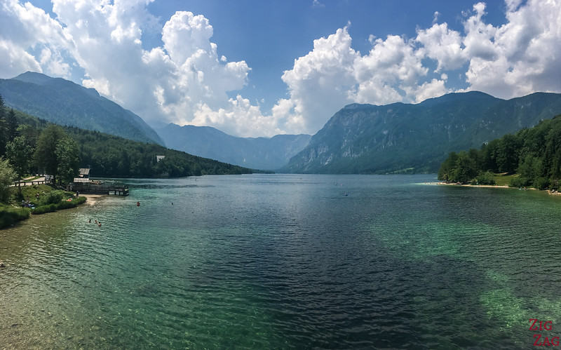 what to do in Lake Bled excursions - Lake Bohinj