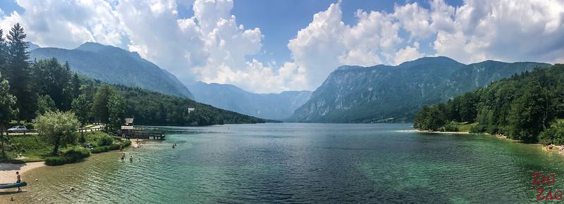 What to see in Slovenia - Lake Bohinj