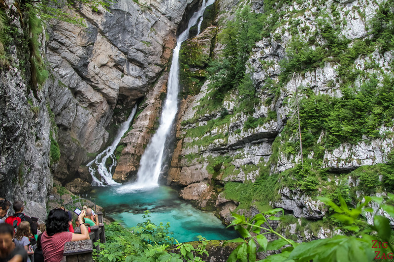 Slap Savica Waterfall Slovenia 1