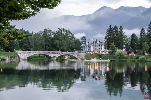 Where to stay at Lake Bohinj Slovenia