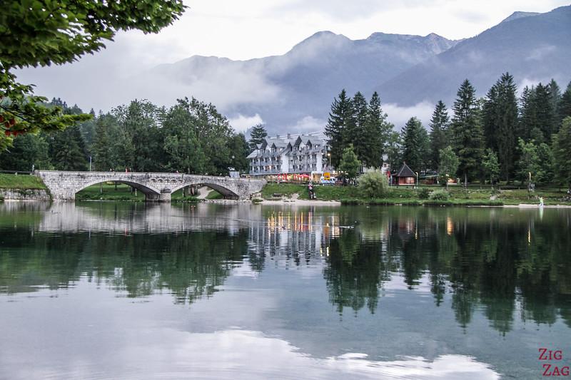 Where to stay at Lake Bohinj Slovenia