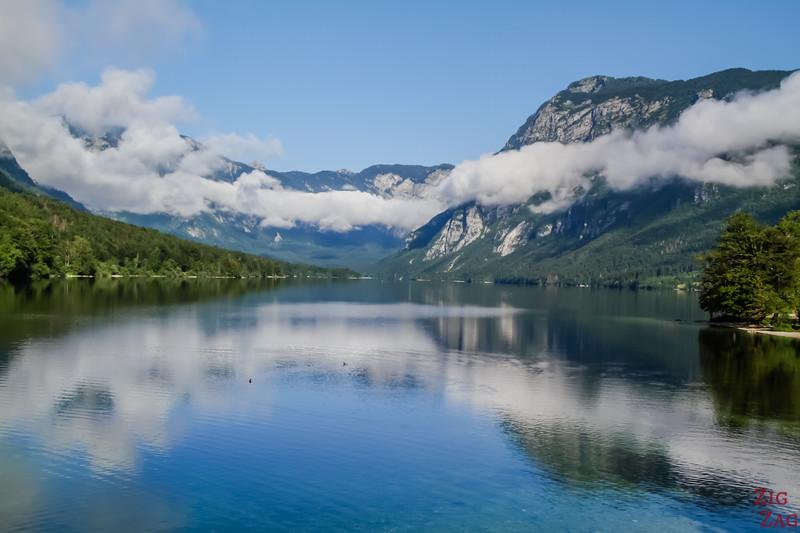 Lake Bohinj early morning