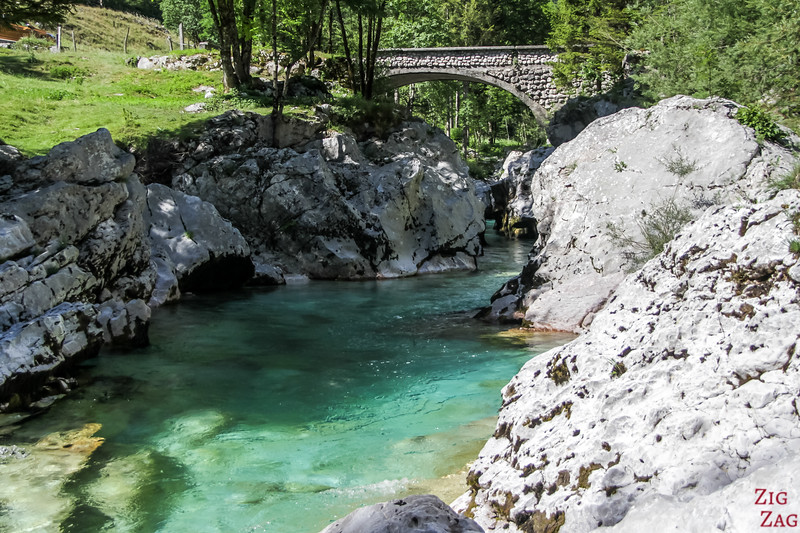 Lepena Valley Soca River Slovenia 4