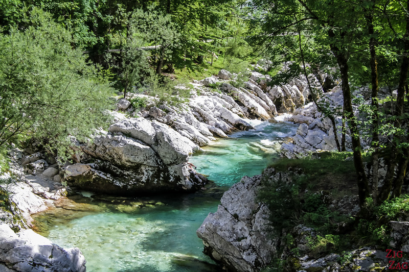 Lepena Valley Soca River Slovenia 3