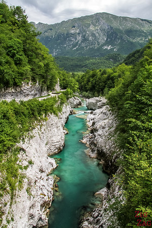 Napoleon Bridge Slovenia