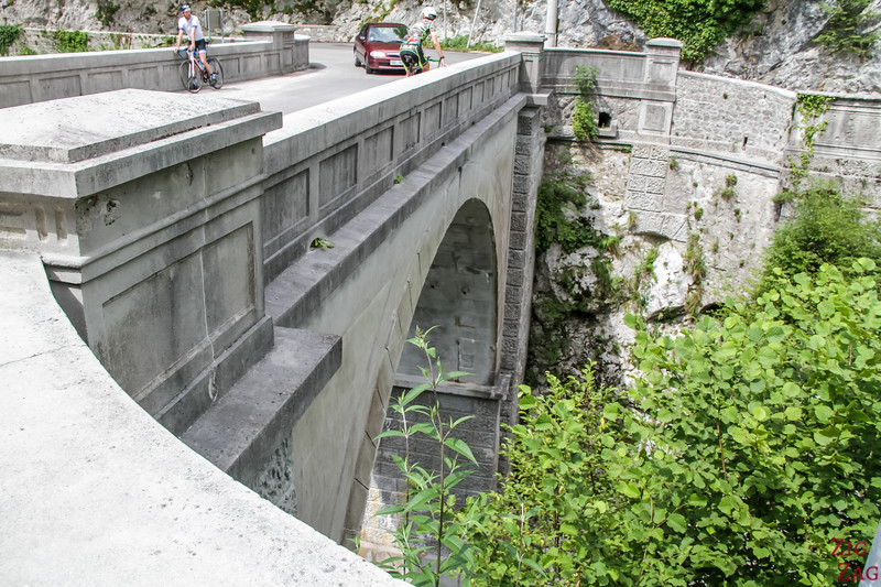 Napoleon Bridge Slovenia 2