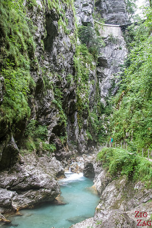 Tolmin Gorges Slovenia photo 2