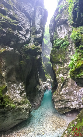 Rivière Gorges de Tolmin photo 8
