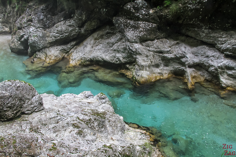 Tolmin Gorges Slovenia photo 3