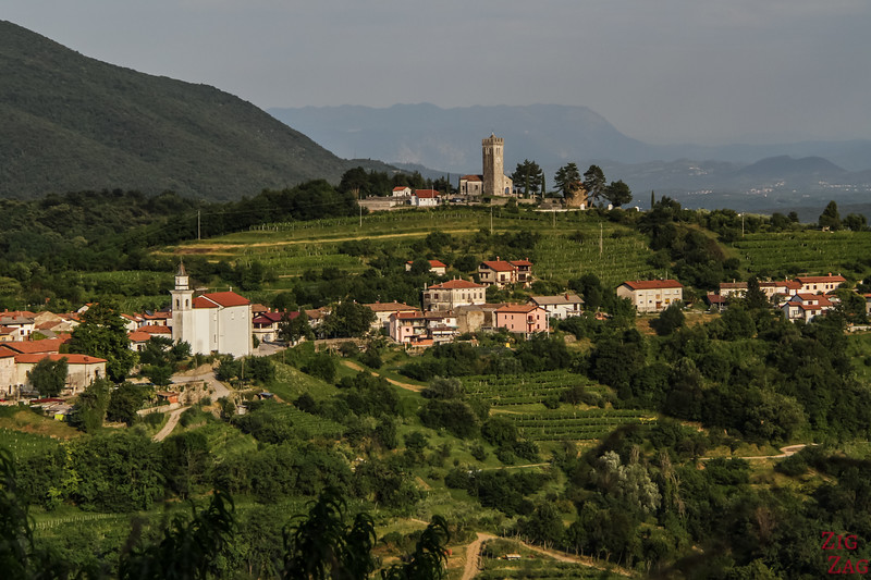 Slovenia off the beaten path - Brda region 3