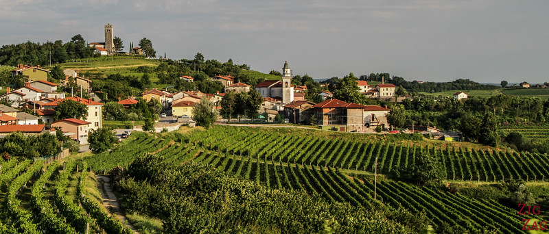 Why visit the Brda Region Slovenia