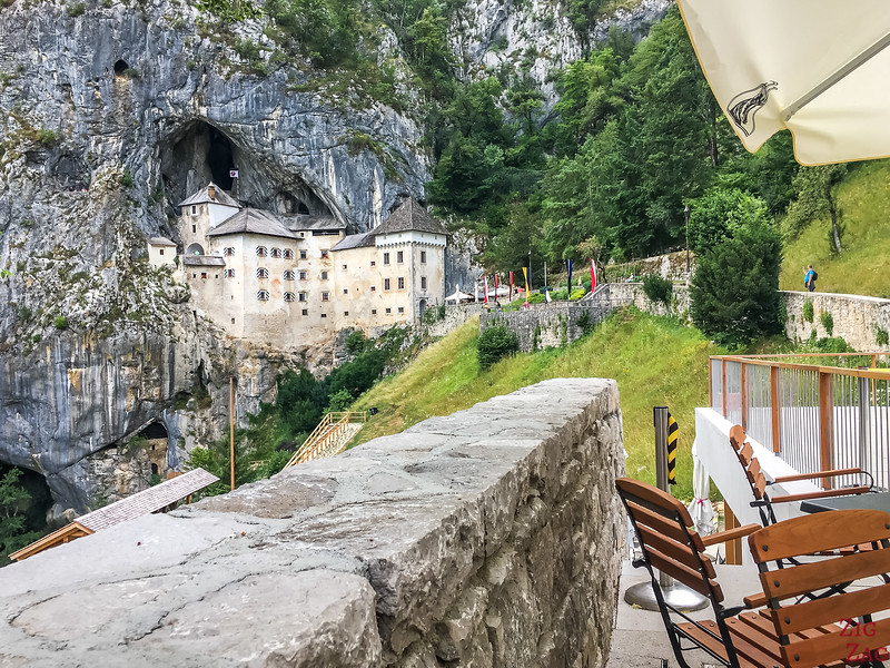 Predjama Castle Tour 1