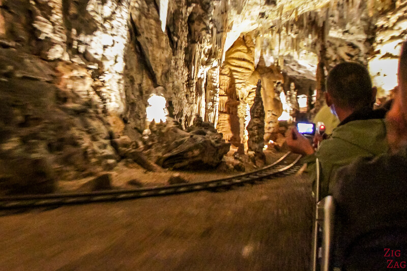 Slovenia Cave Train Ride 3