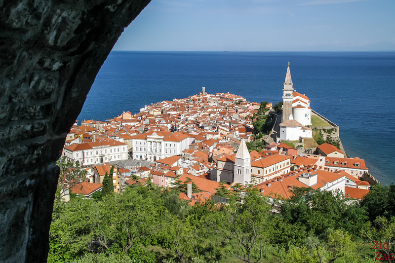 Best views in Slovenia - Piran