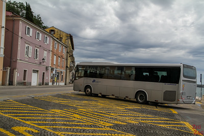 Slovenia Coast Bus
