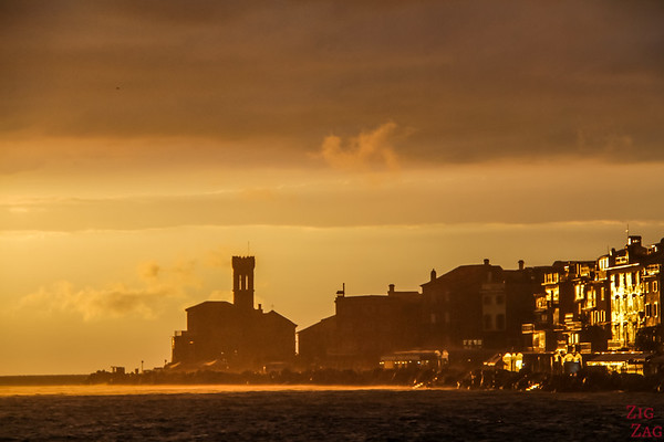 Things to do in Piran - Sunset