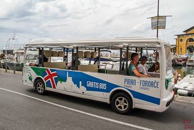 Piran access bus
