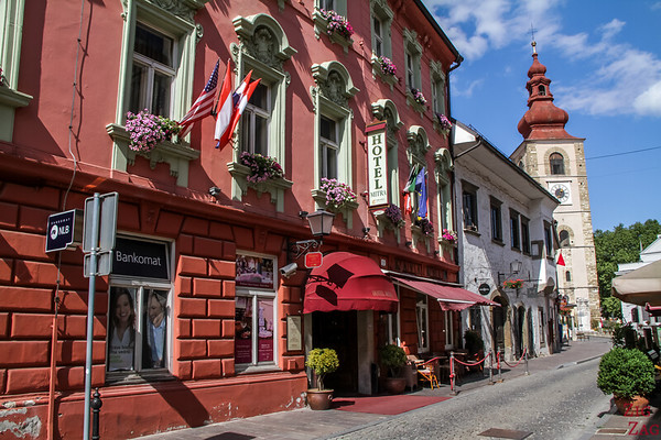 Slovenia Ptuj accommodations