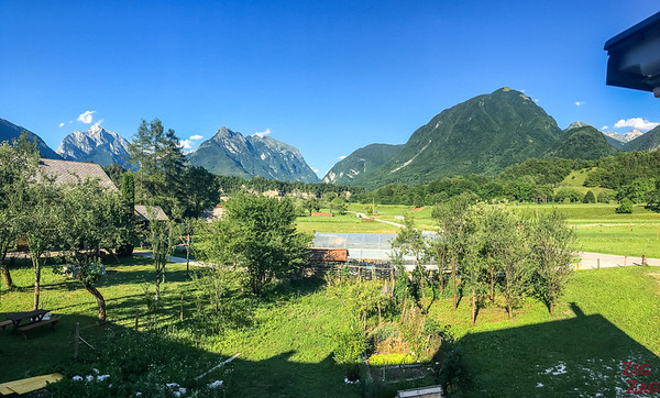 Soca Valley accommodation Bovec 2