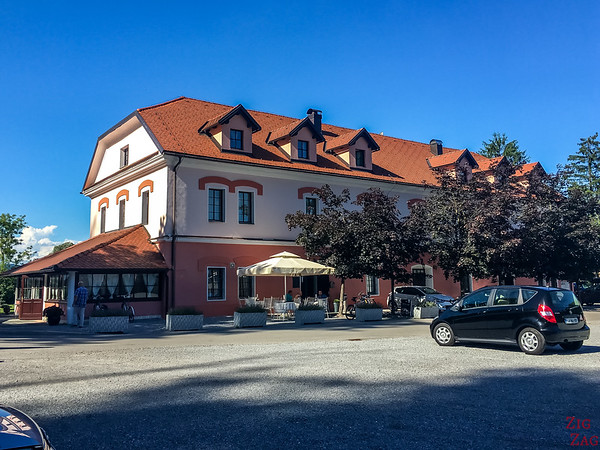 Slovenia Bistra accommodations 1