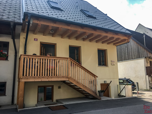 Slovenia Bovec Accommodations 1