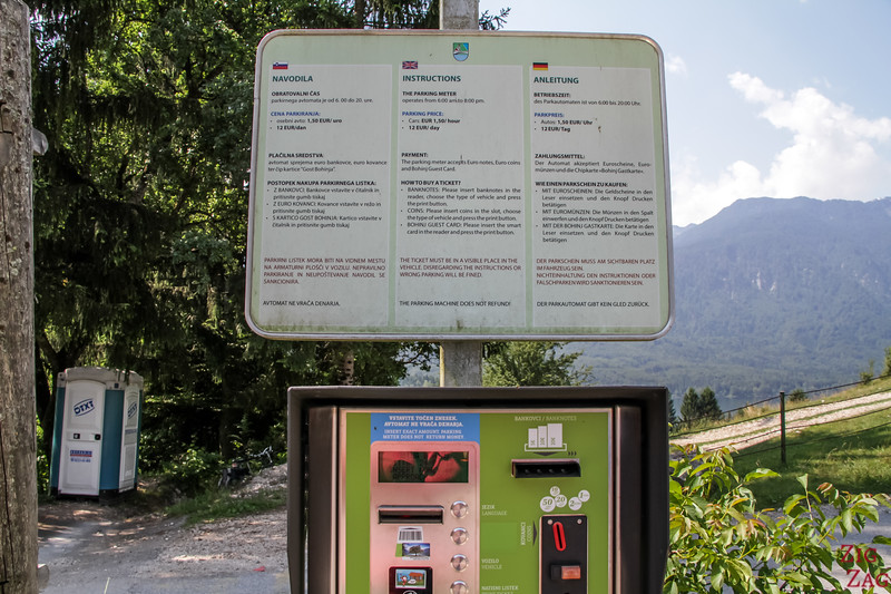 Parking in Slovenia