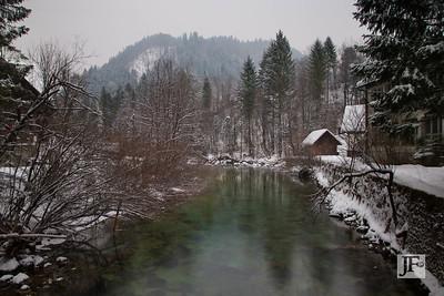 Radovna River, Slovenia