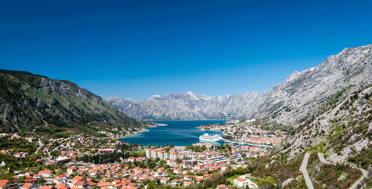 Kotor: Europe's most southerly fjord