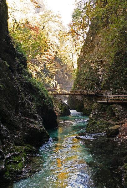 Vingar Gorge
