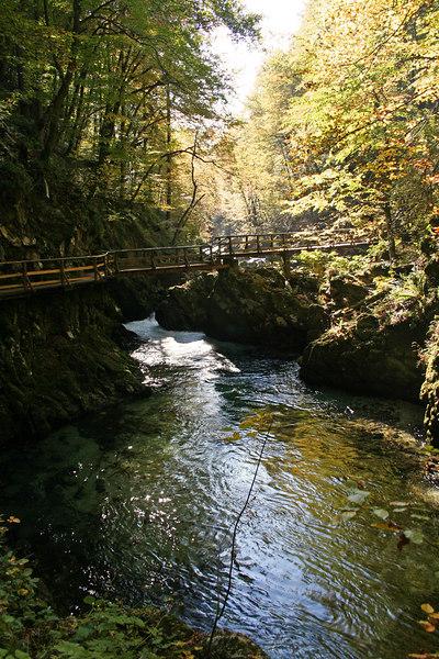 Slovenia river