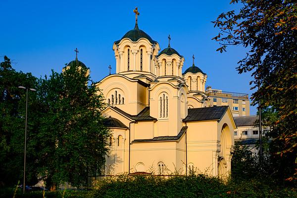 Sts. Cyril and Methodius Church, Ljubljana (2019)