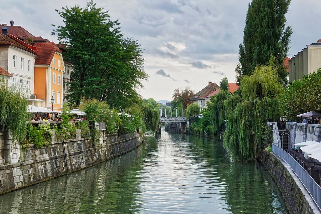 Ljubljana Canal