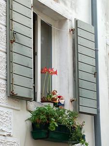 Gartenzwerge in Piran