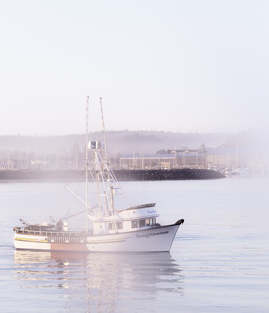 A new dawn, a new opportunity - Sound Adventure in Yaquina Bay