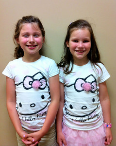Madeline and Ansley