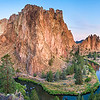 Smith Rock Morning - Super-HD Panorama (14,400 x 5760 pixels/300dpi)