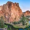 Smith Rock Morning - Super-HD Panorama (14,400 x 5760 pixels/300dpi)