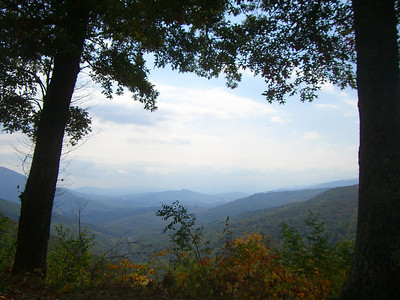 Smokey Mountains   October 18, 2008