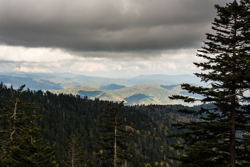 High-altitude views