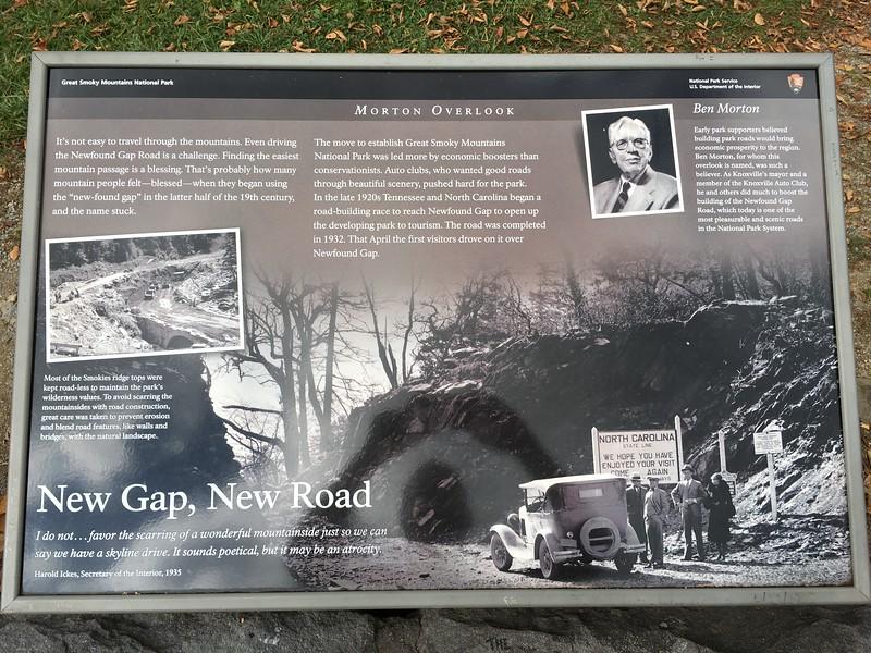 Nefwfound Gap